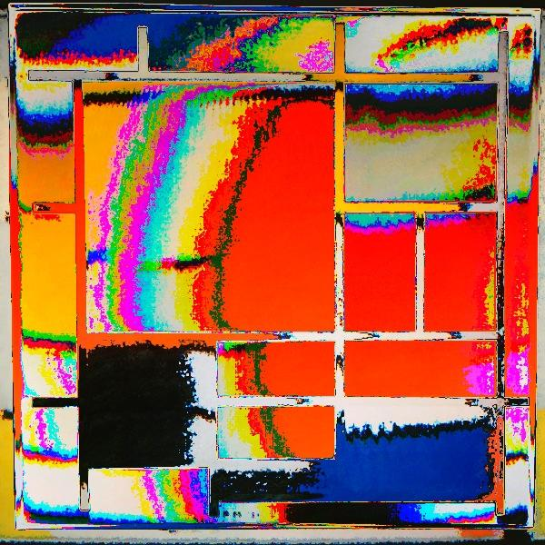 glitche mondrian